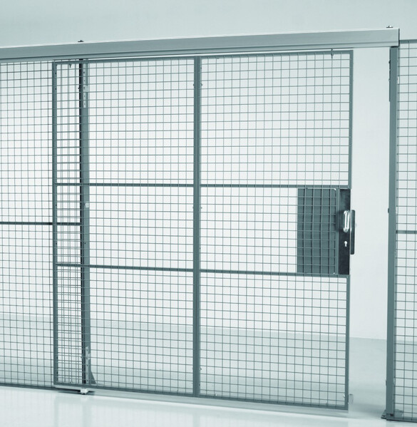 Partitions Direct | Mesh Partitioning and Machine Guarding - Mesh ...